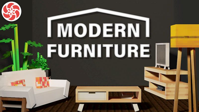 Modern Furniture on the Minecraft Marketplace by Everbloom Games