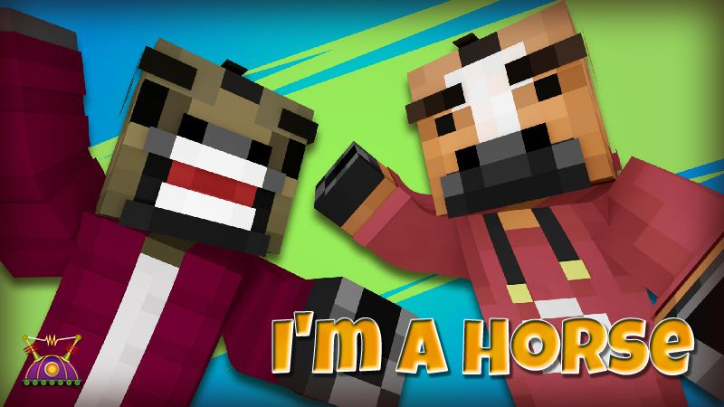 Im a Horse on the Minecraft Marketplace by Cleverlike