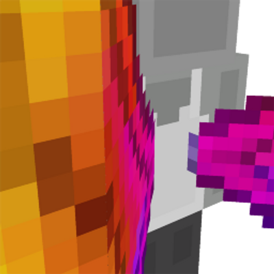 Large Rainbow Wings on the Minecraft Marketplace by Sova Knights