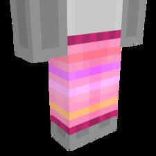 Pink Striped Sweats