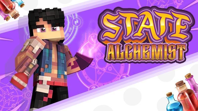 State Alchemist on the Minecraft Marketplace by Podcrash