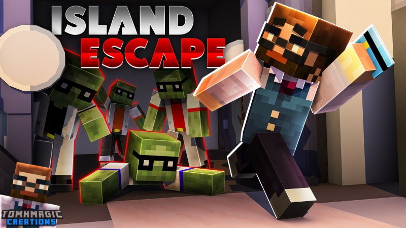 Island Escape on the Minecraft Marketplace by Tomhmagic Creations