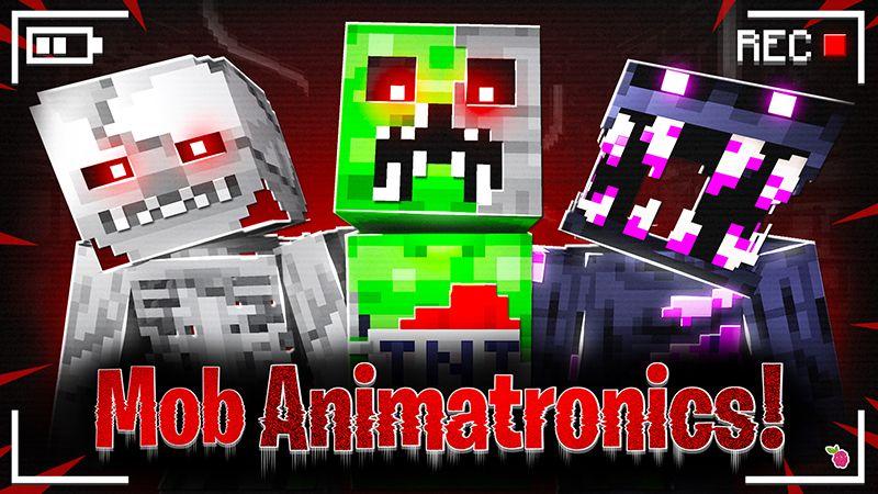 Mob Animatronics on the Minecraft Marketplace by Razzleberries