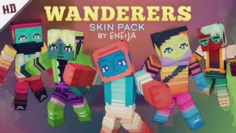 Wanderers HD on the Minecraft Marketplace by Eneija
