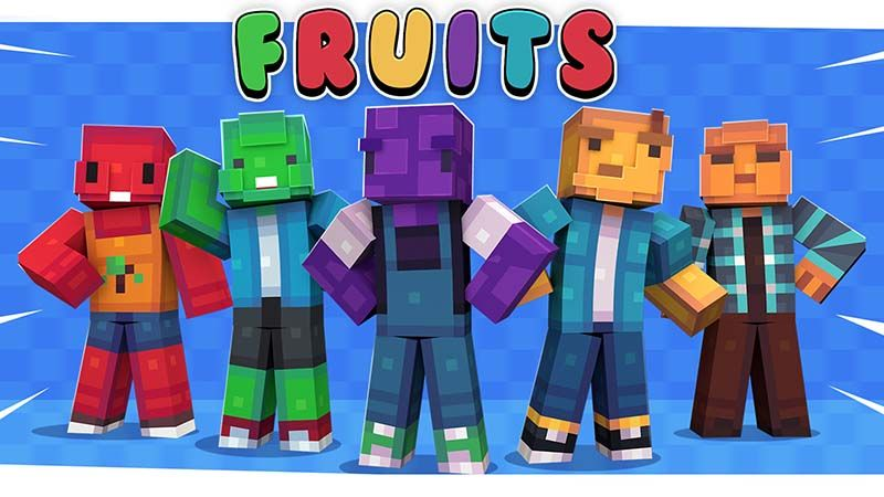 Fruits on the Minecraft Marketplace by Mine-North