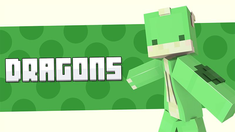 DRAGONS on the Minecraft Marketplace by Pickaxe Studios