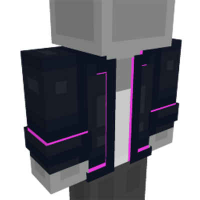 Ender Jacket on the Minecraft Marketplace by Mob Pie