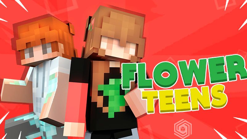 Flower Teens on the Minecraft Marketplace by UnderBlocks Studios