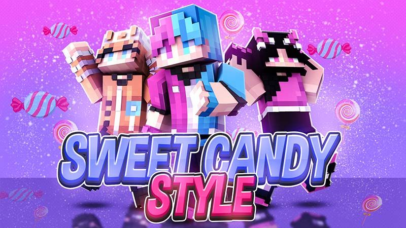 Sweet Candy Style on the Minecraft Marketplace by Rainbow Theory