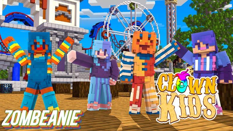 Clown Kidz on the Minecraft Marketplace by Zombeanie