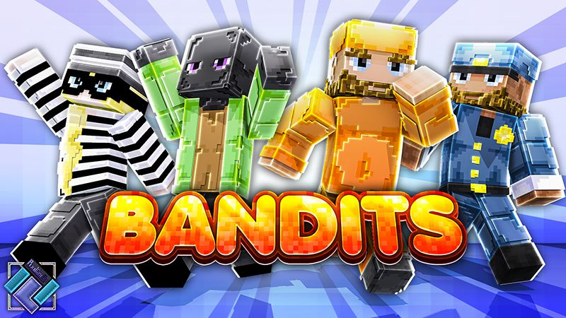 Bandits on the Minecraft Marketplace by PixelOneUp