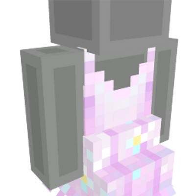 Pink Fairy Dress on the Minecraft Marketplace by Polymaps