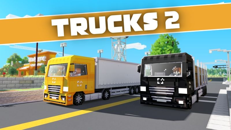 Trucks 2 on the Minecraft Marketplace by Fall Studios