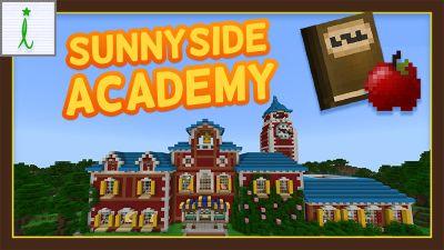 Sunnyside Academy on the Minecraft Marketplace by Imagiverse