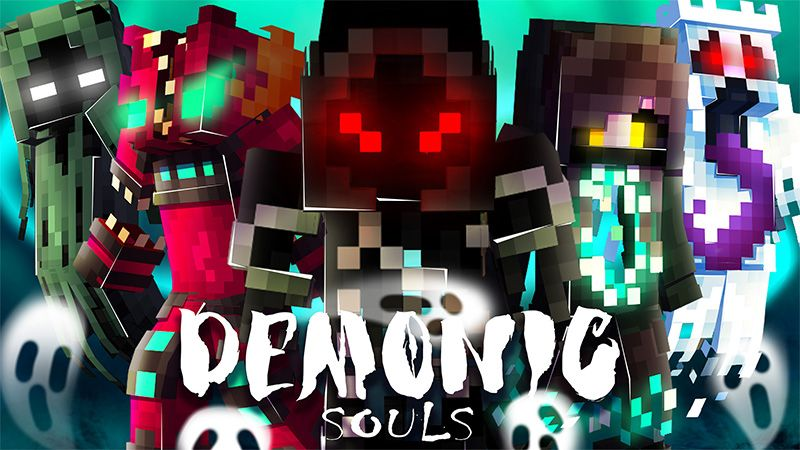 Demonic Souls on the Minecraft Marketplace by Hourglass Studios