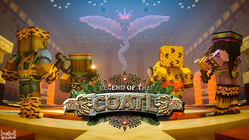 Legend of the Coatl on the Minecraft Marketplace by LinsCraft