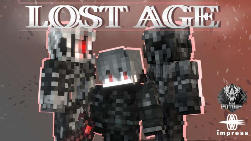 Lost Age on the Minecraft Marketplace by Impress