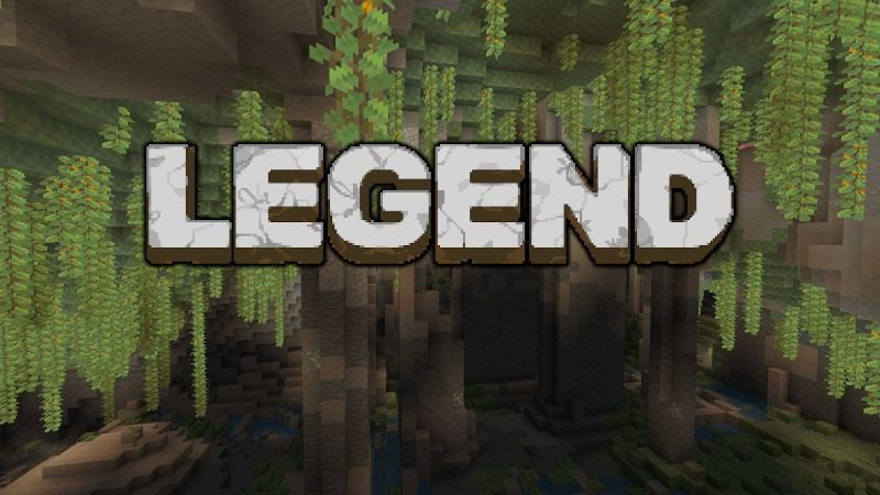 Legend Texture Pack on the Minecraft Marketplace by Syclone Studios