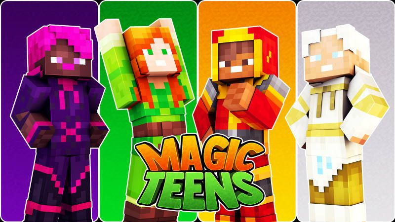 Magic Teens on the Minecraft Marketplace by 57Digital