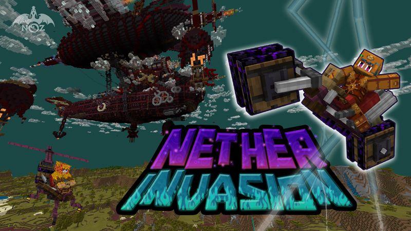 Nether Invasion