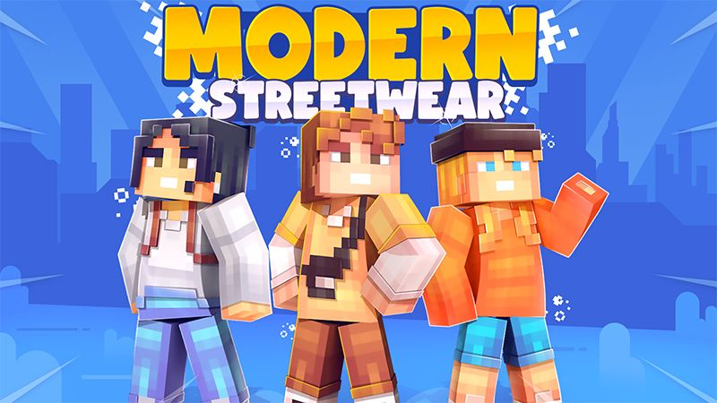 Modern Streetwear on the Minecraft Marketplace by Norvale