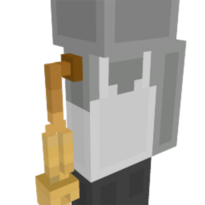 Skeleton Arm on the Minecraft Marketplace by The Rage Craft Room
