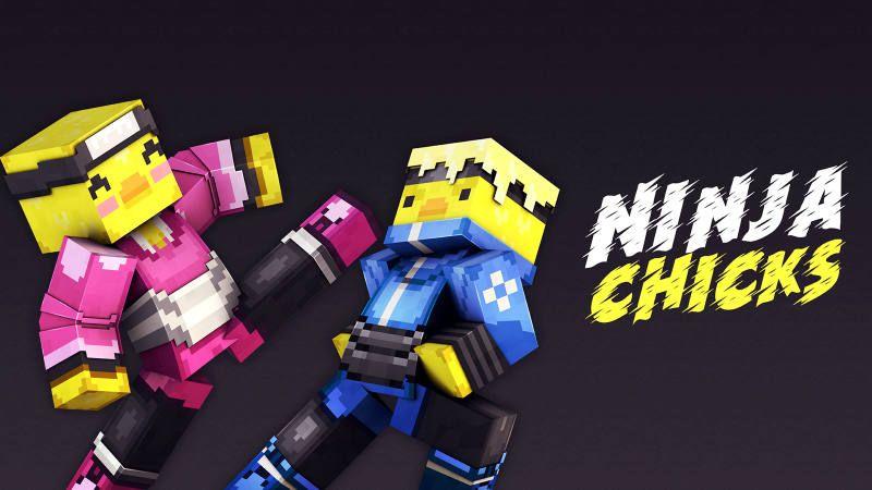 Ninja Chicks