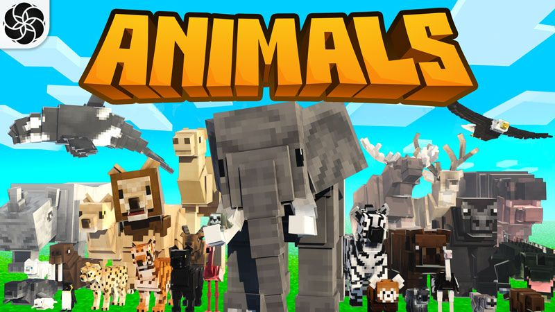 ANIMALS on the Minecraft Marketplace by Everbloom Games