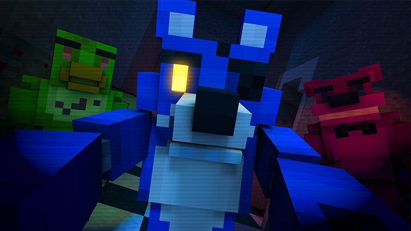 Spooky Pizza Place on the Minecraft Marketplace by InPvP
