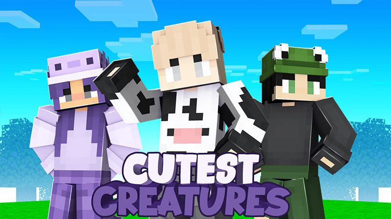 Cutest Creatures on the Minecraft Marketplace by Odyssey Builds