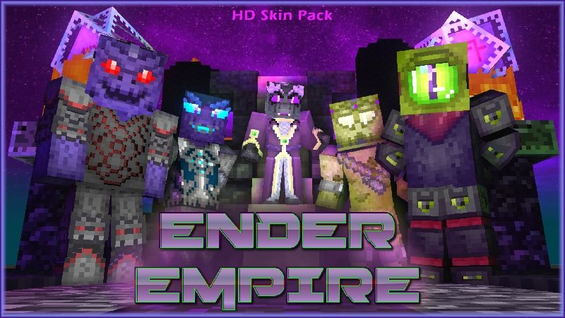 Ender Empire HD on the Minecraft Marketplace by HearttCore Creations