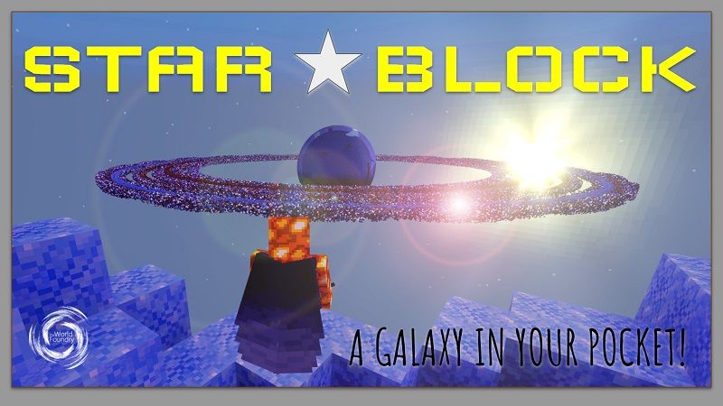 Star Block on the Minecraft Marketplace by The World Foundry