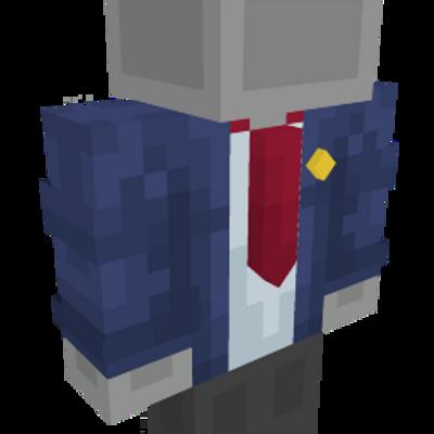 Cool school uniform on the Minecraft Marketplace by Dodo Studios