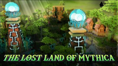 The Lost Land of Mythica on the Minecraft Marketplace by Shaliquinn's Schematics