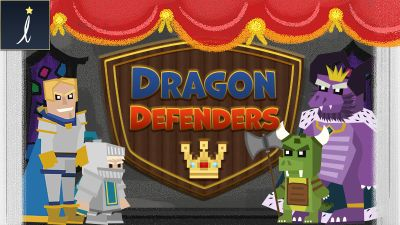 Dragon Defenders on the Minecraft Marketplace by Imagiverse