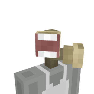 Monster Head on the Minecraft Marketplace by Lifeboat