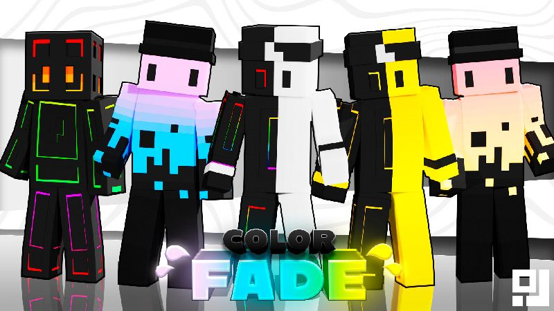 Color Fade on the Minecraft Marketplace by inPixel