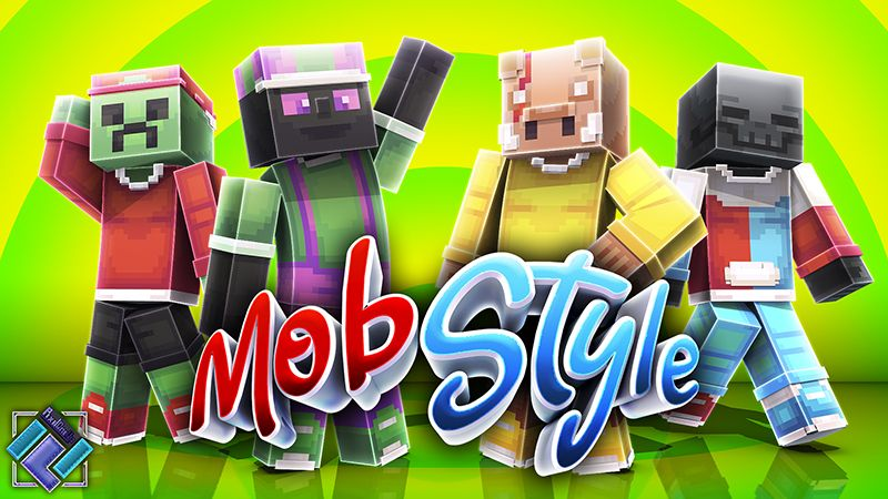 Mob Style on the Minecraft Marketplace by PixelOneUp