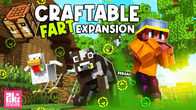 Craftable Fart Expansion