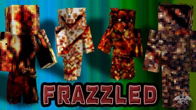 Frazzled on the Minecraft Marketplace by Dragnoz