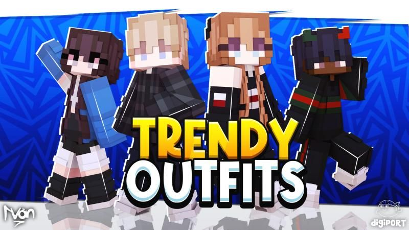 Trendy Outfits on the Minecraft Marketplace by DigiPort