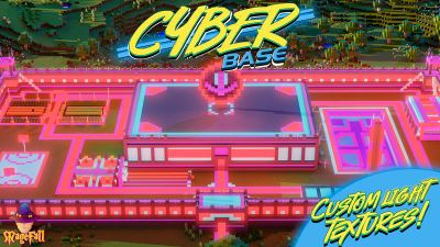 Cyber Base on the Minecraft Marketplace by Magefall
