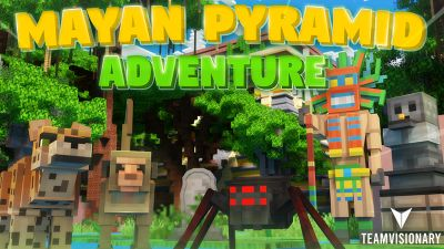 Mayan Pyramid Adventure on the Minecraft Marketplace by Team Visionary