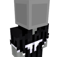 Black Robe on the Minecraft Marketplace by 57Digital