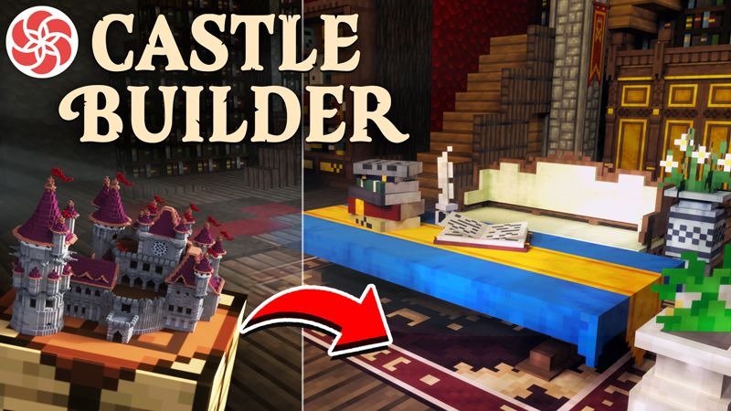 Castle Builder on the Minecraft Marketplace by Everbloom Games