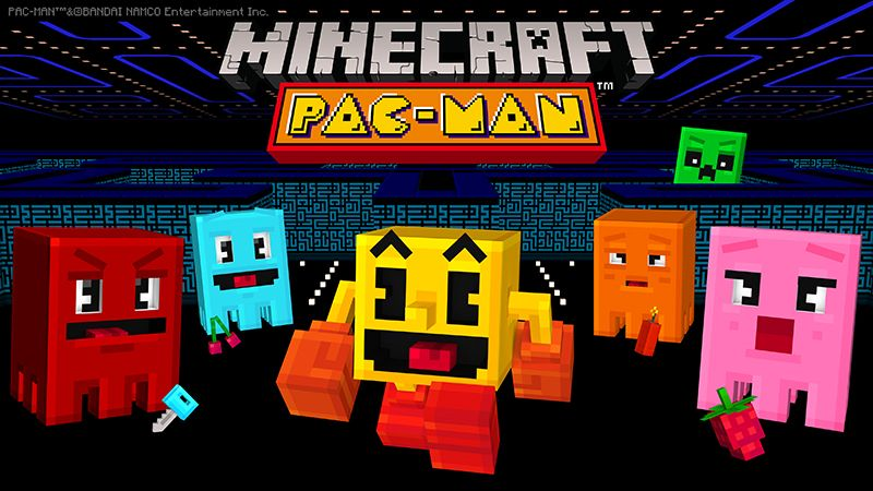 PACMAN on the Minecraft Marketplace by Gamemode One