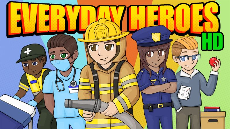 Everyday Heroes HD on the Minecraft Marketplace by BBB Studios