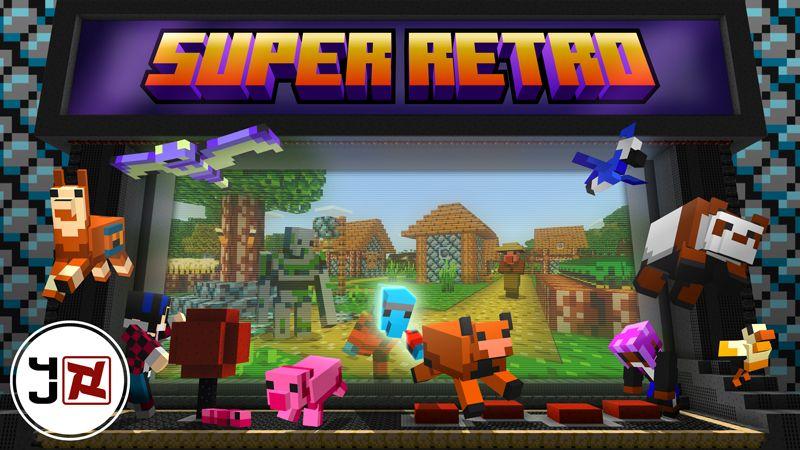 Super Retro on the Minecraft Marketplace by 4J Studios