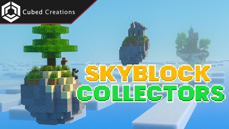 Skyblock Collectors on the Minecraft Marketplace by Cubed Creations