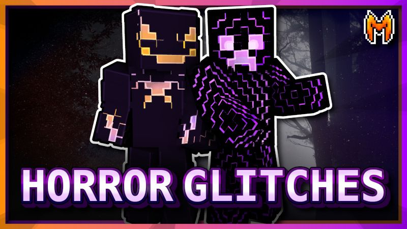 Horror Glitches on the Minecraft Marketplace by Metallurgy Blockworks